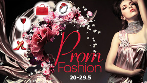 אירוע PROM FASHION SALE