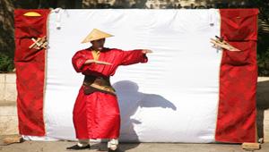 הלוחם הסיני בסדנת אומניות לחימה